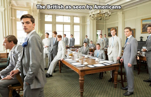 イギリス人はアメリカ人やヨーロッパ人にどう見られているか01