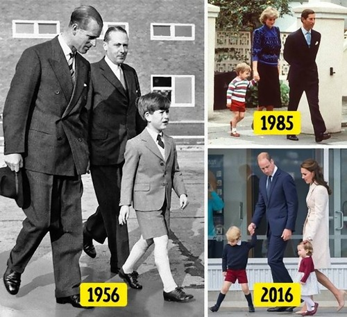 イギリス王室のルール01