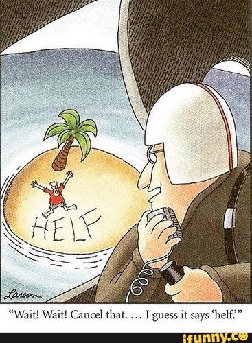 無人島からの救助03