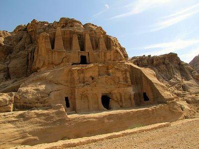 世界遺産ペトラ-ヨルダン01