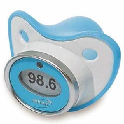 おしゃぶり温度計