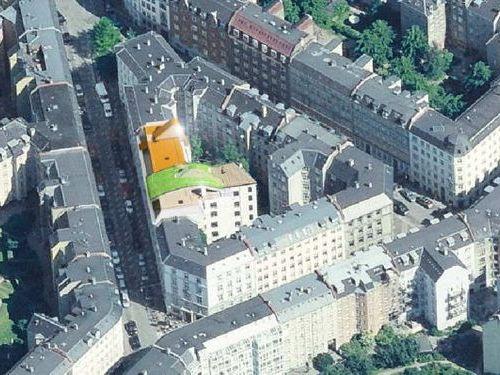 デンマークの屋根の上の遊び場00