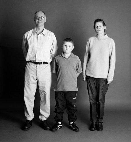 21年間の父、母、息子の写真09