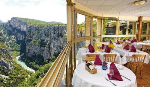 世界の絶景レストラン12