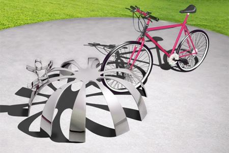 自転車置き場07