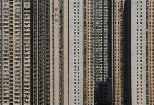 香港の集合住宅01