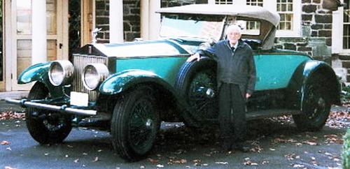 78年も同じ車に乗り続けたおじいちゃん02