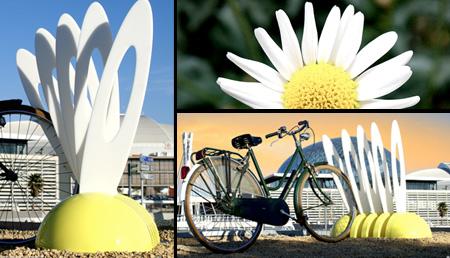 自転車置き場10