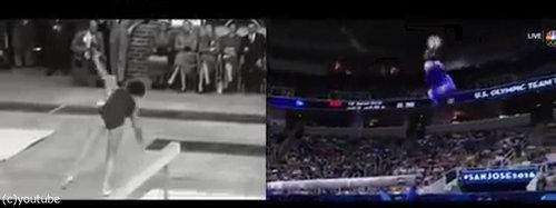 「体操」が50年余りでどれだけ進歩したか02