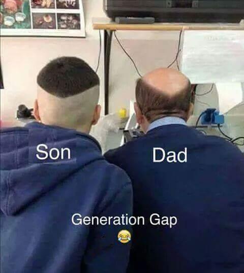 父と息子の世代ギャップ01