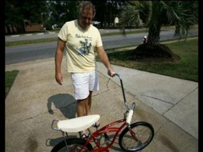 数万円で買った自転車の価値が1千万円だった01