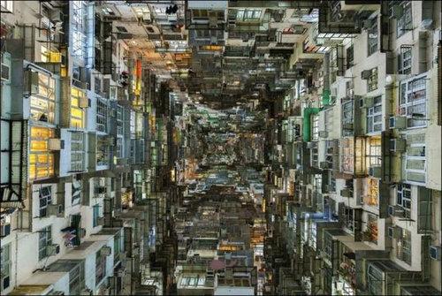 香港の集合住宅16