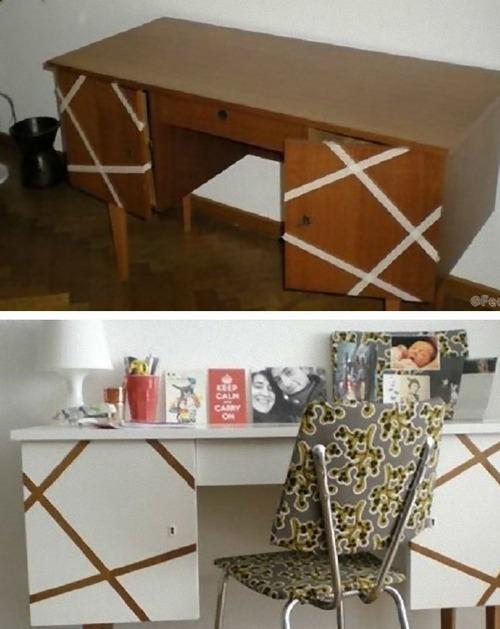 旧ソ連の家具をリメイク03