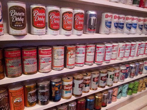 ビール缶のコレクション 010