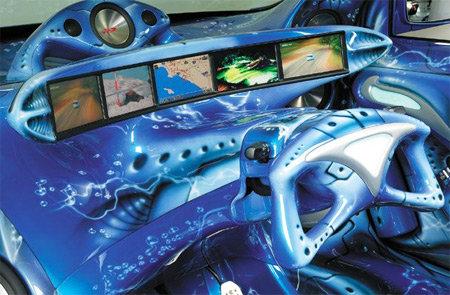 車のダッシュボード13