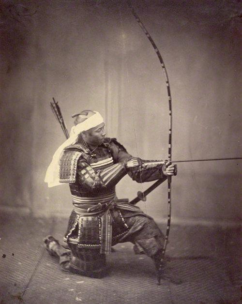 1866年の侍の写真02