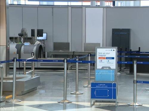 シカゴの空港に3か月隠れ住んで逮捕された男