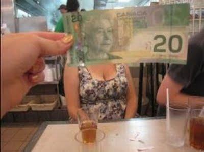 紙幣の肖像画と合体12