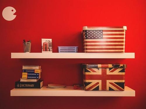 アメリカとイギリスの違い