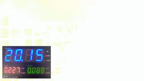 2000ワットの電球10
