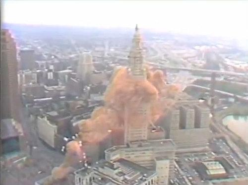 1986年にクリーブランドで飛ばされた風船10