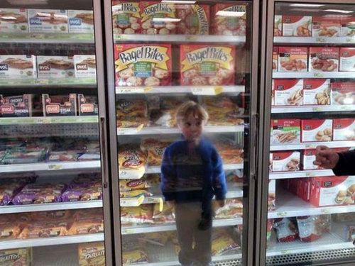 買い物が嫌いな子供たち11