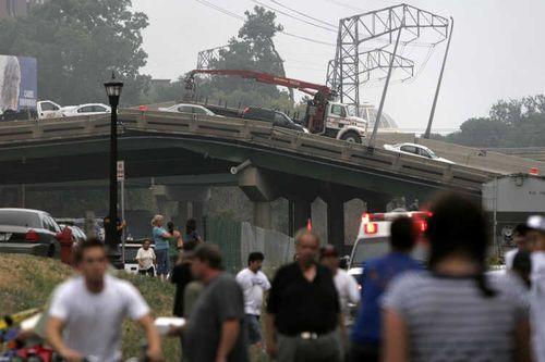 ミネソタの橋の事故08