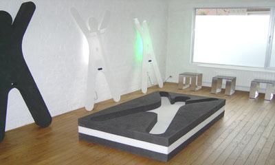 クリエイティブなベッド13