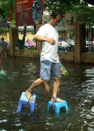 タイの洪水15