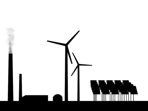 ヨーロッパの発電状況00