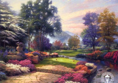 「光の画家」トーマス・キンケードの世界06