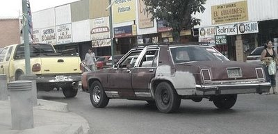 ポンコツ車07