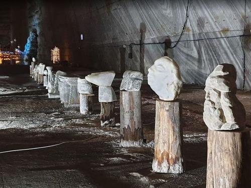 ルーマニアの塩鉱山03