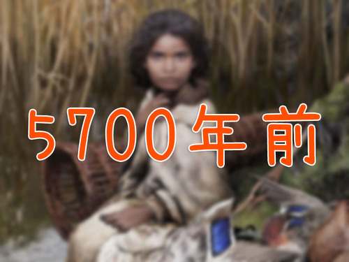 5700年前のチューイングガム、少女が噛んだものだと判明