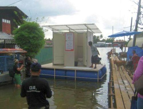 タイの洪水17
