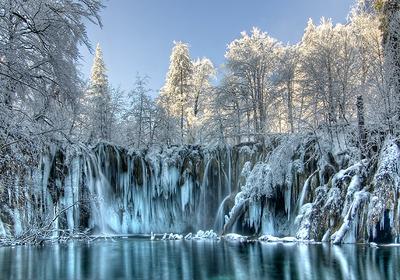プリトヴィツェ湖群国立公園09