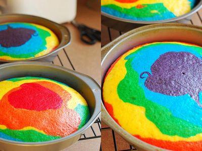 レインボーケーキ05