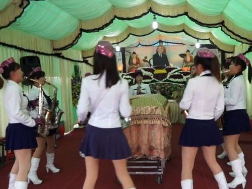 台湾のお葬式01