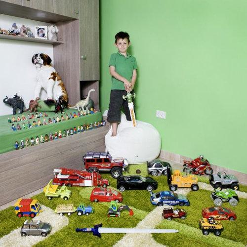 世界各国の子供のおもちゃ20