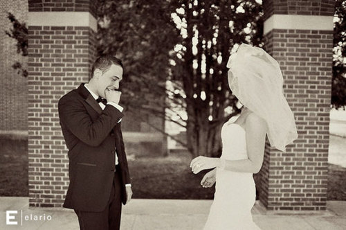 初めて見る花嫁10