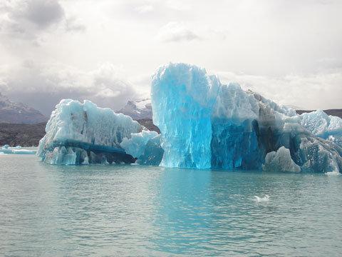 ブルーの氷河03