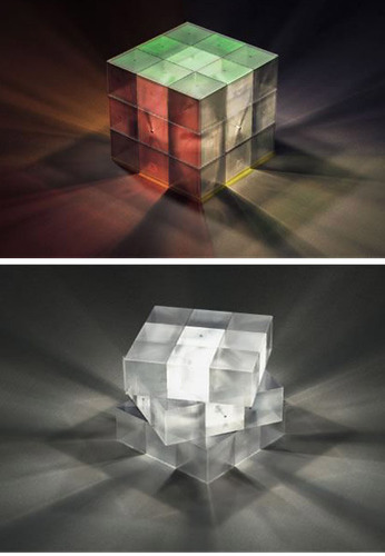 ルービックキューブ02