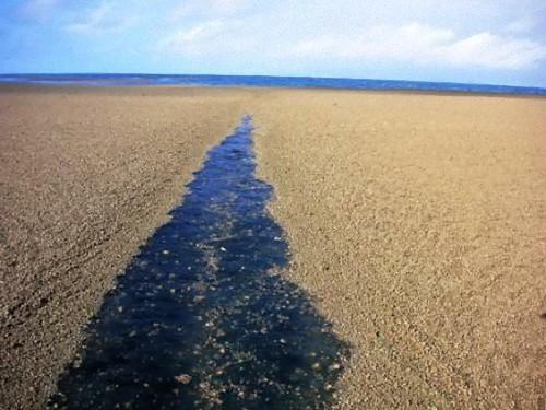 海のど真ん中に砂漠05