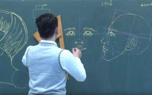 絵の上手な教師の人体図02
