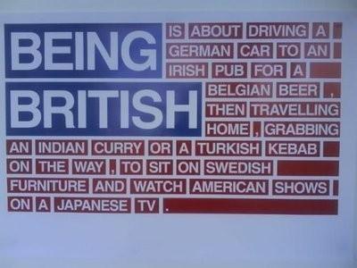 イギリス人でいること01
