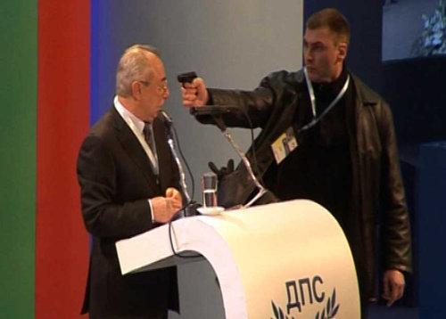 ブルガリアの議員が暗殺未遂01