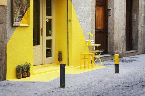 スペインの視覚効果レストラン02