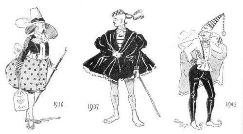 19世紀に想像した20世紀のファッション14