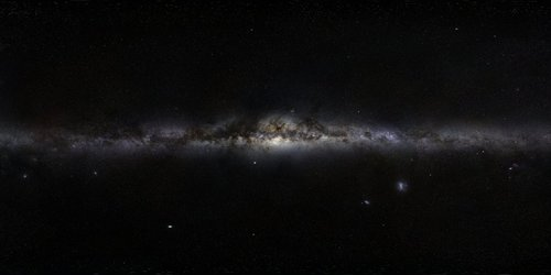 銀河系の全貌