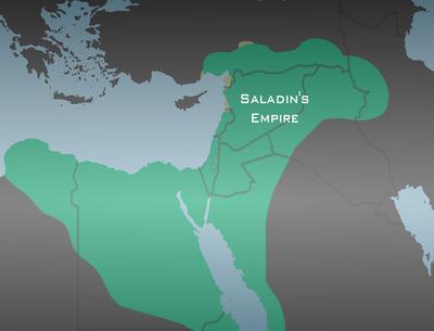 Saladin's Empire